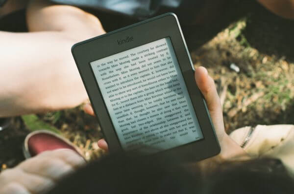 kindleを読む